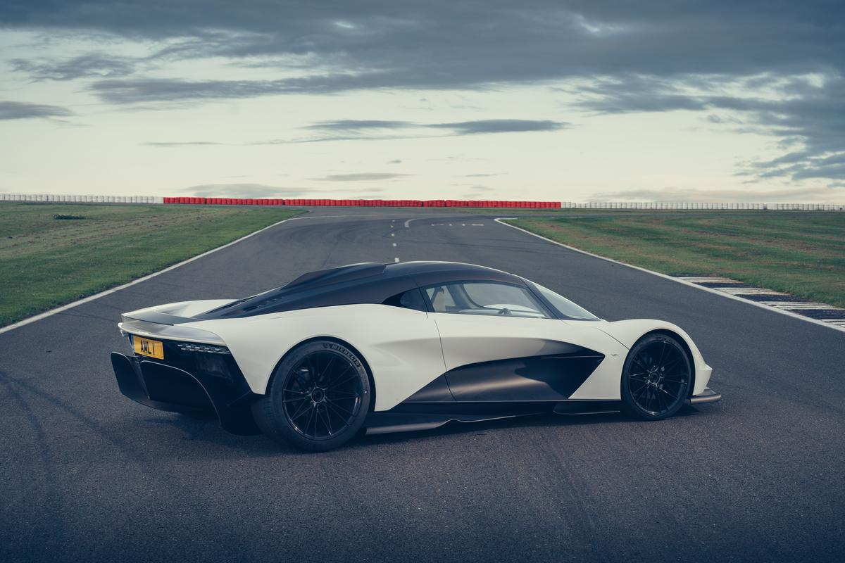 Aston Martin is planning a limited run of 500 units for the Valhalla hypercar