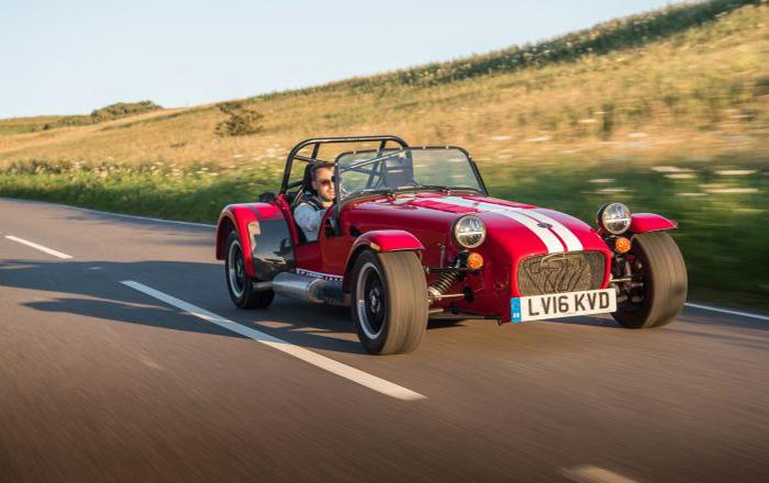 The Caterham Seven 310 is designed to balance performance and accessibility