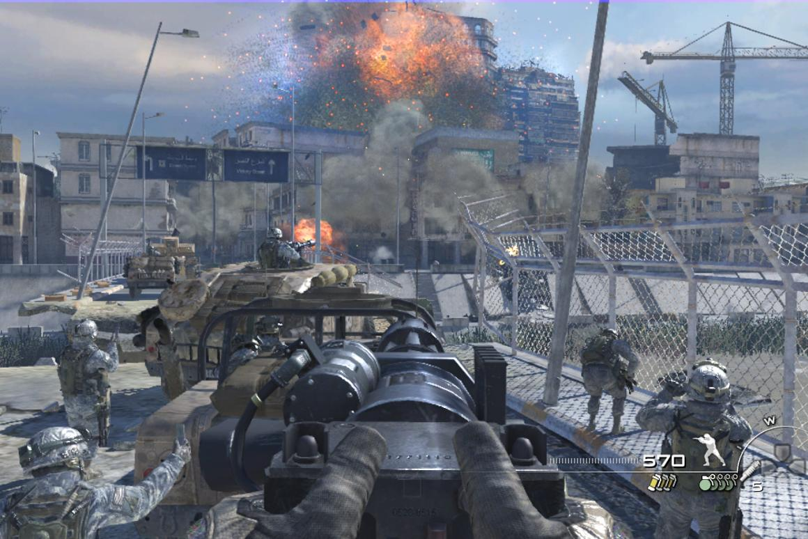 Modern Warfare 2 blasts all-time entertainment industry records