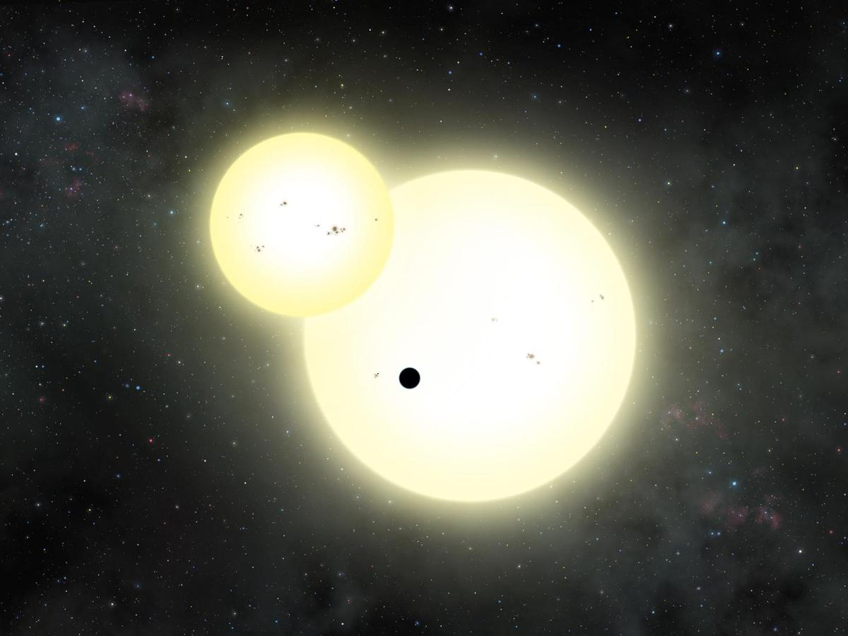 Kepler-1647 b has the longest orbit of any known transitingexoplanet