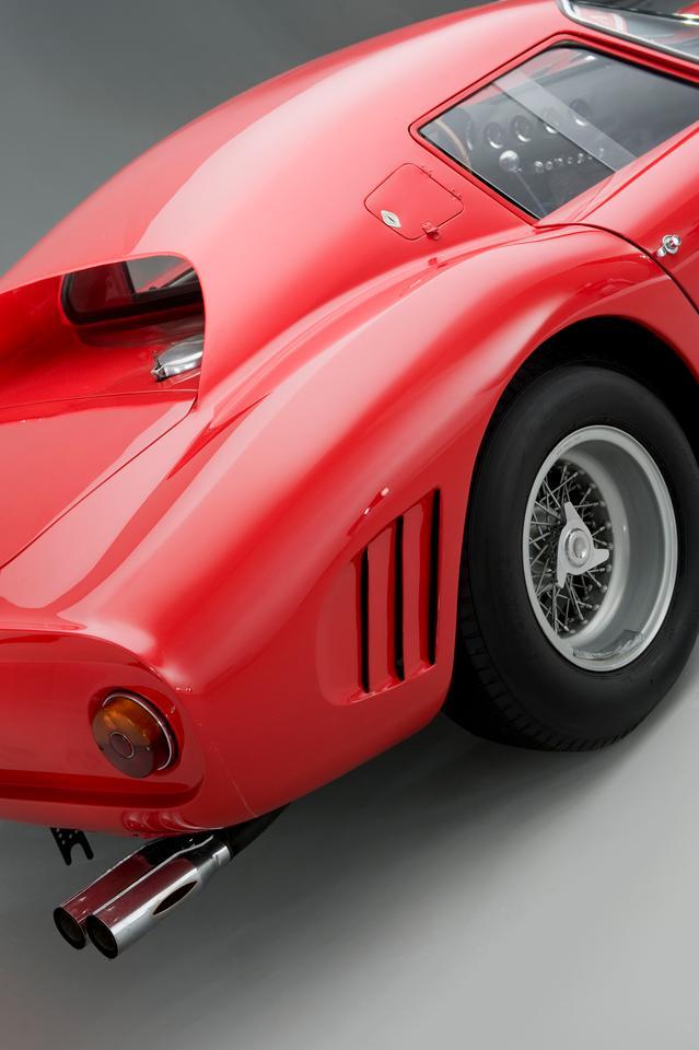 The 1963 Ferrari 250 GTO (chassis 4675 GT)