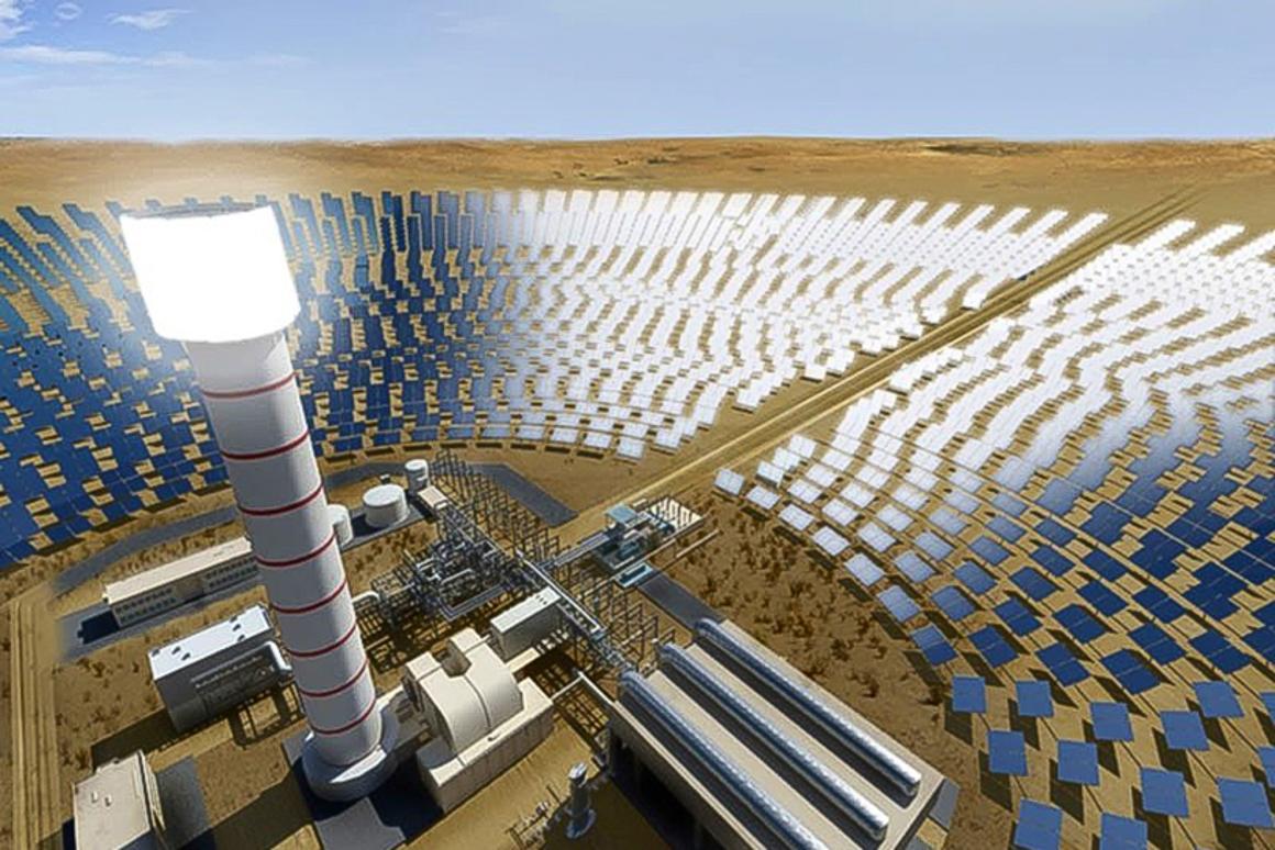 Construction of the 700-MW extension to Dubai's Mohammed bin Rashid Al Maktoum Solar Park will kick offin 2020
