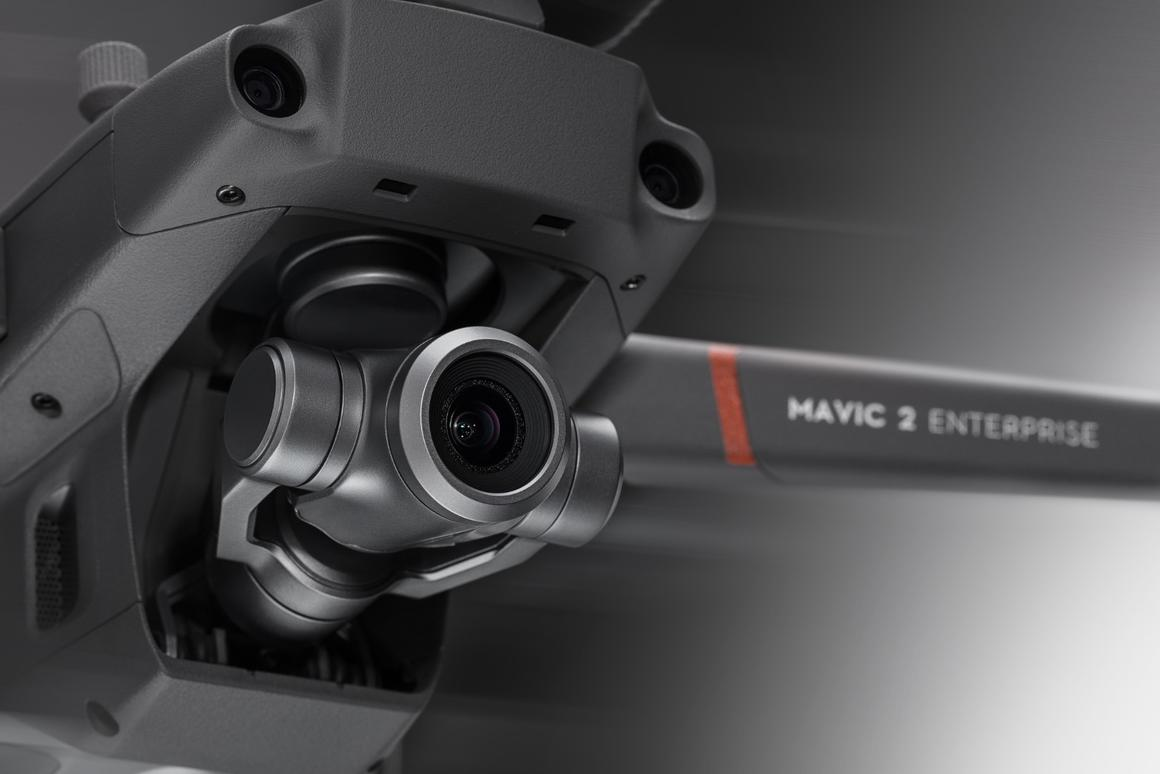 DJI gets down to business with Mavic 2 Enterprise edition