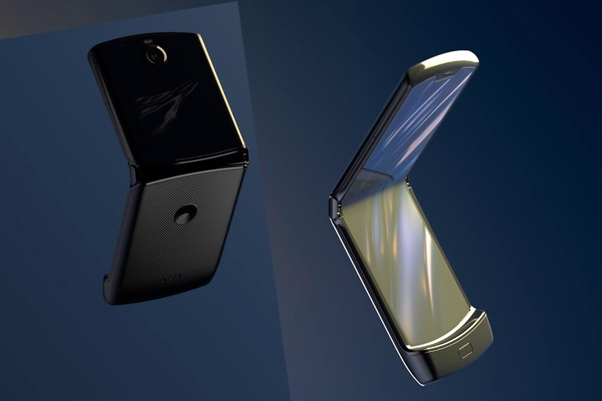 The foldable Motorola Razr goes on sale in 2020