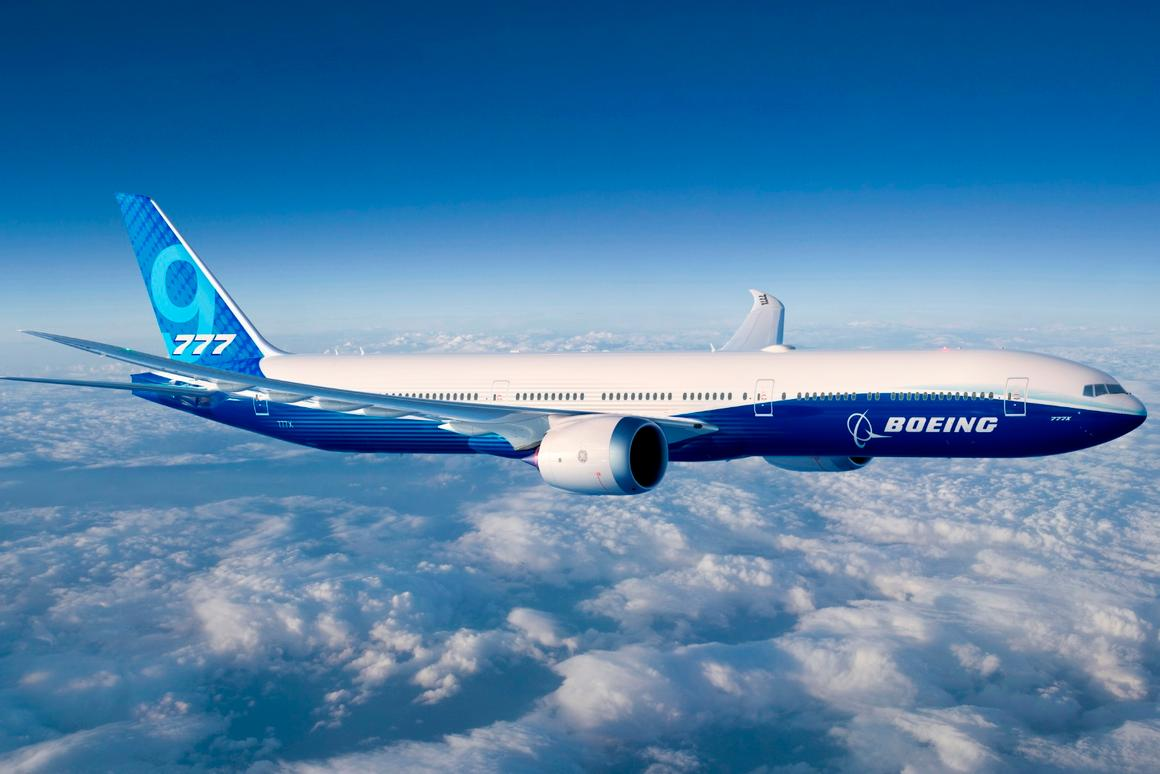 A partnership between Boeing andELG Carbon Fibrewill see the recycling ofscrap carbon composites left over from the construction of aircraft like the Boeing 777
