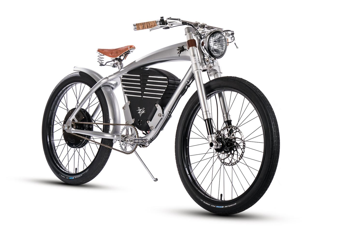 The Tracker Outlaw has an aluminum frame