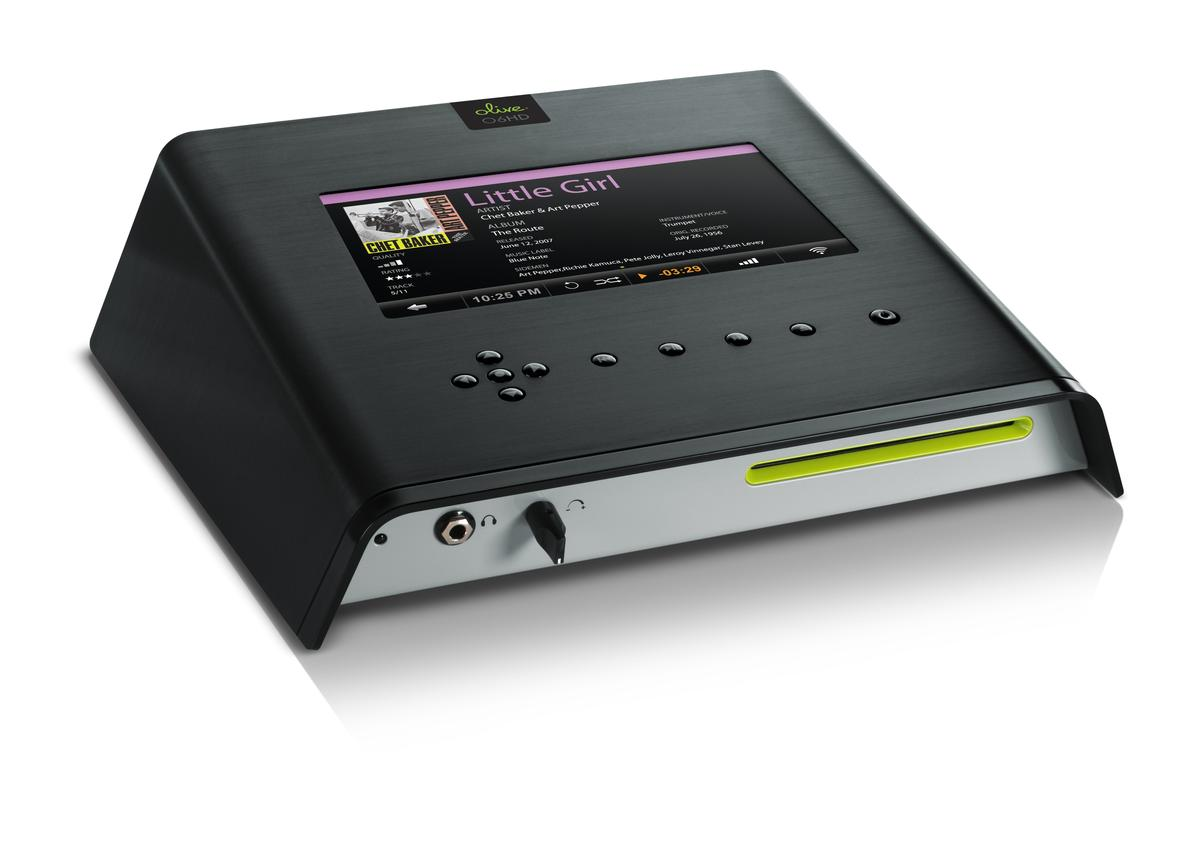 Olive has unveiled its newest audiophile-grade music server that features 2TB of storage, offers Wireless-N connectivity and sports 24-bit/192kHz quality audio