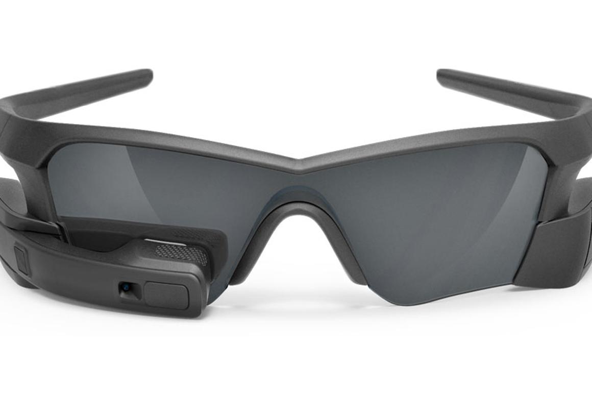 Recon Instruments' Pilot Edition sunglasses will come loaded with applications aimed at cyclists, runners and triathletes