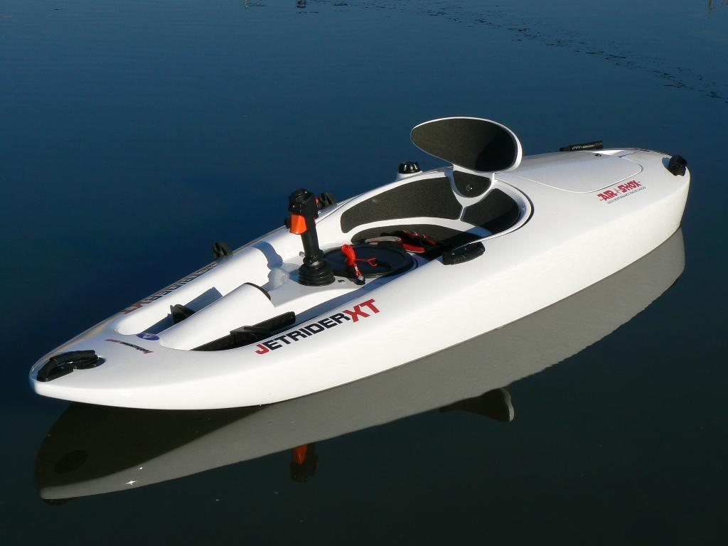 Jetbuster's new Jetrider XL, unveiled this week in Dusseldorf