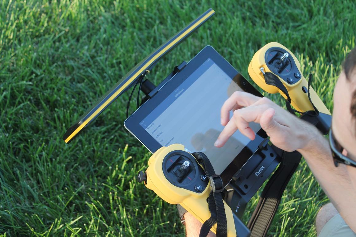 Review: Parrot Bebop drone and Skycontroller