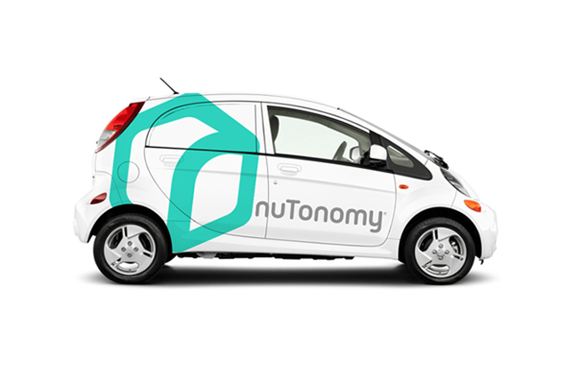 nuTonomy is looking to test its fleet of autonomous cars