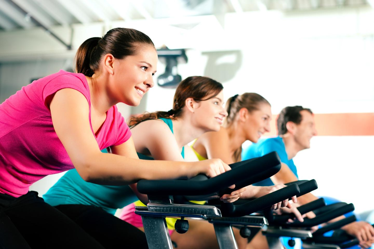 The study found that just 10 minutes of activity has a marked effect