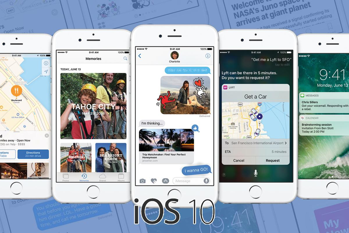 After months of beta testing, iOS 10 is here. But is it any good?