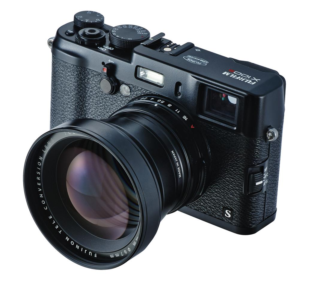 Fujifilm launches new tele-conversion lens for X100 and X100S