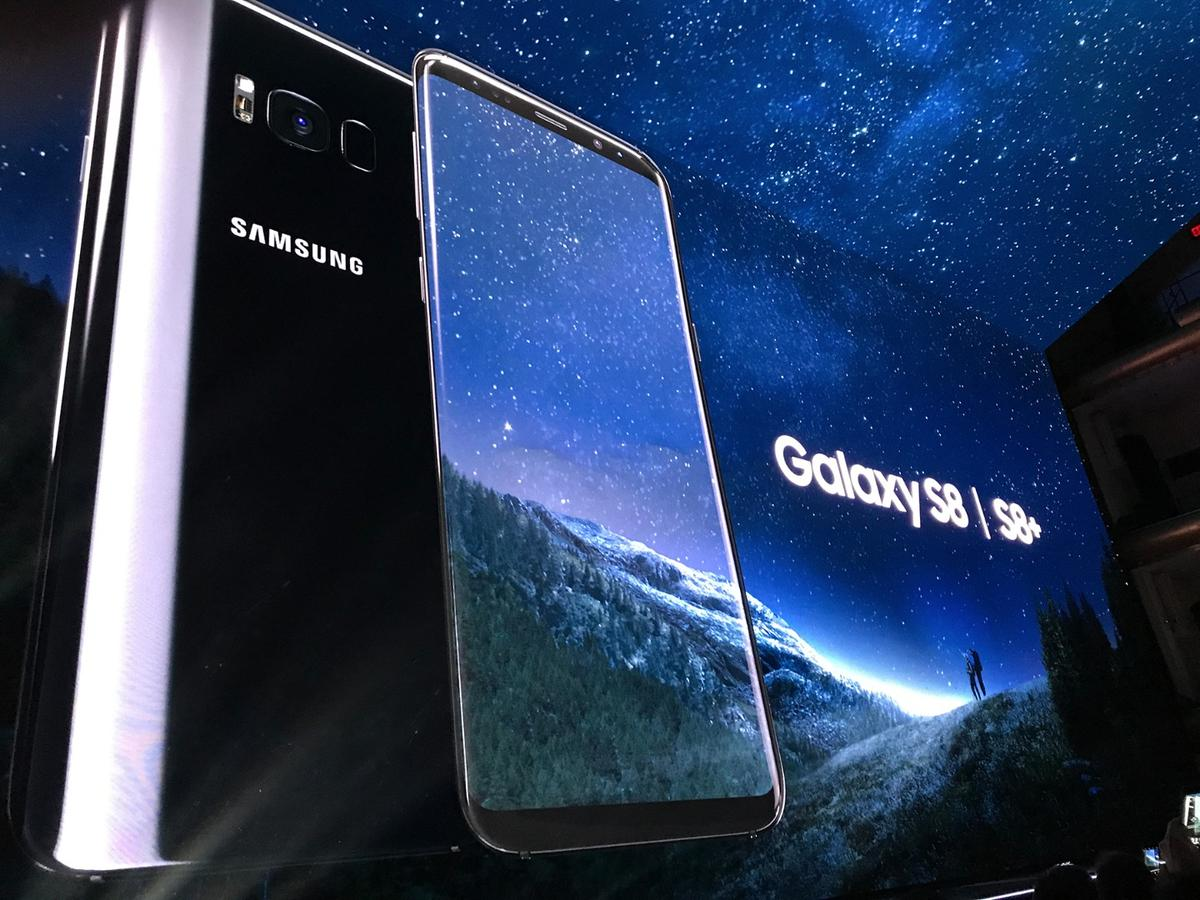 Samsung officially announces the Galaxy S8 and S8+ smartphones, whichrockInfinity Displays, multiple biometric security features, boosted internals and new virtual assistant