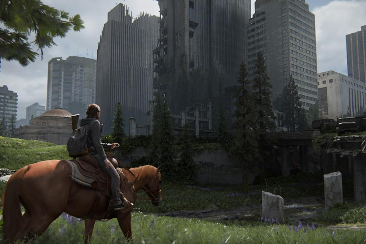 The Last of Us II is one of the games that has us excited for the year in gaming