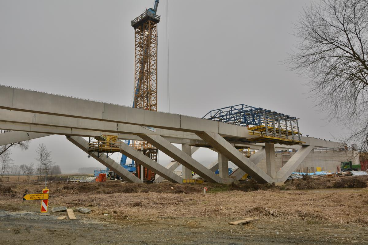 Tu Wien's unfolding bridges offer a number of benefits over traditional techniques, saving considerable time, money and impact on the local landscape