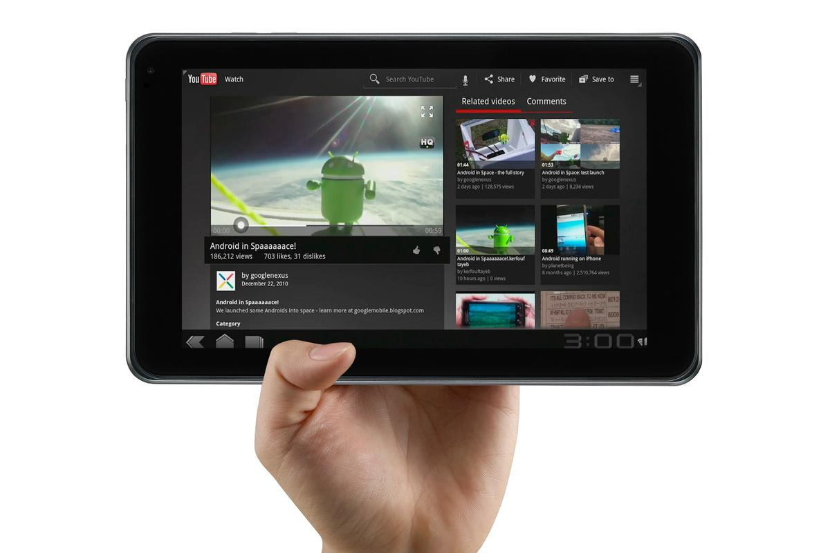 LG's Optimus Pad will be available for pre-order on March 15 in Japan, in cooperation with NTT DOCOMO
