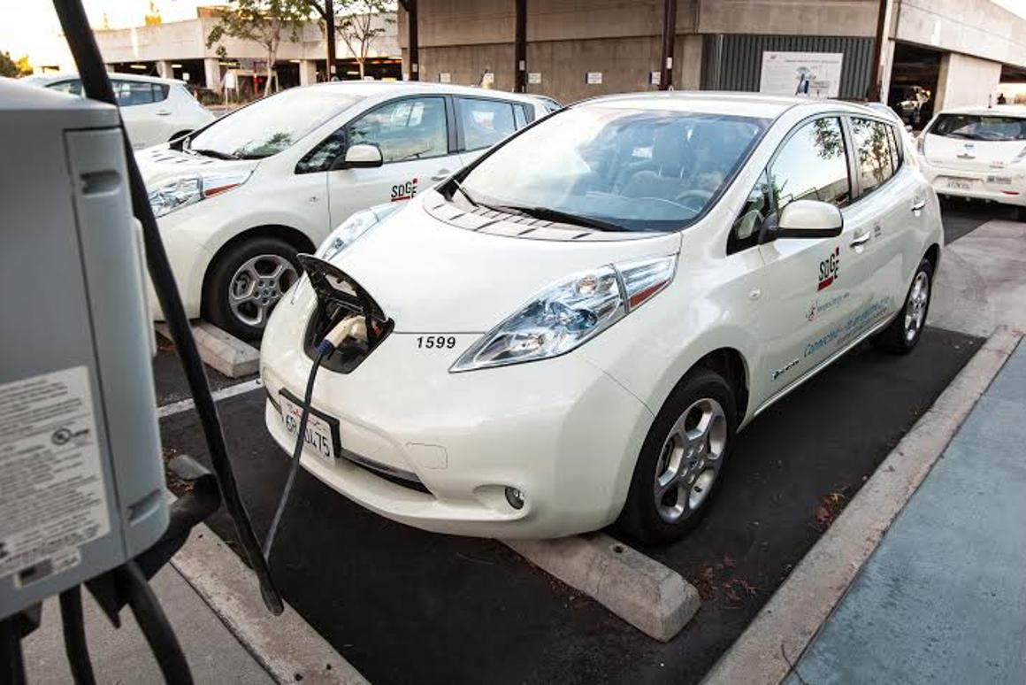 Like a mini power plant, this electric vehicle can bid on energy in California's wholesale power market