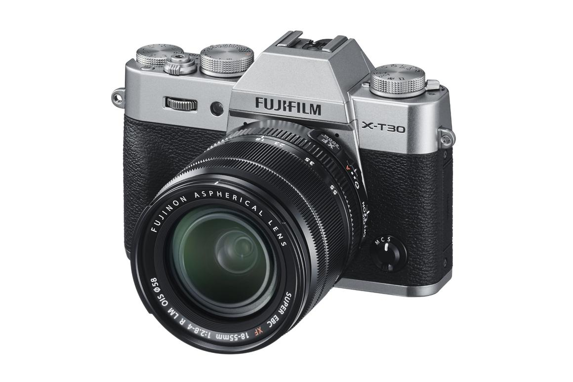 The Fujifilm X-T30 mirrorless camera will go on sale in March, 2019, for a body-only price of $899