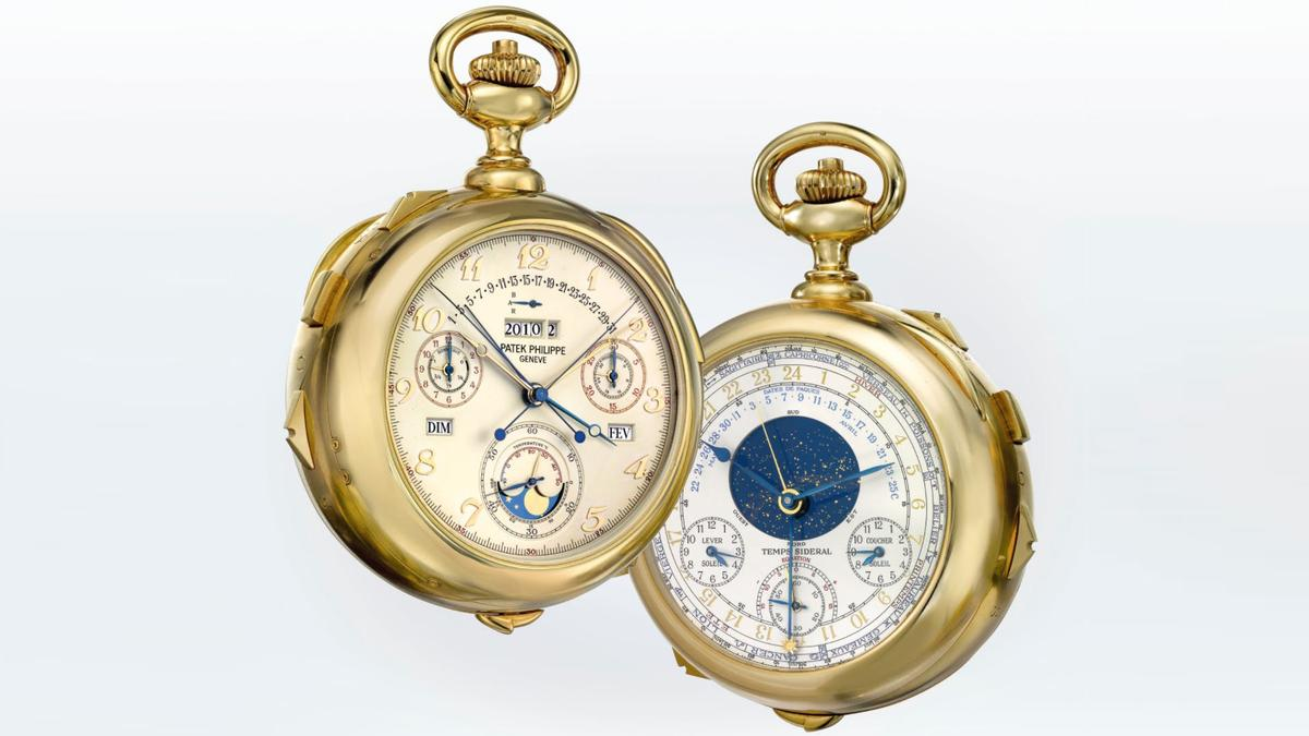 Image result for Patek Philippe Calibre 89