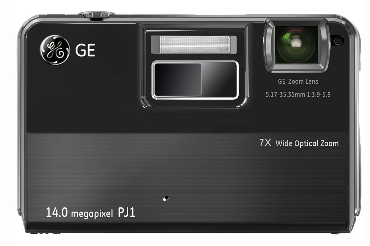 General Imaging's GE PJ1 camera