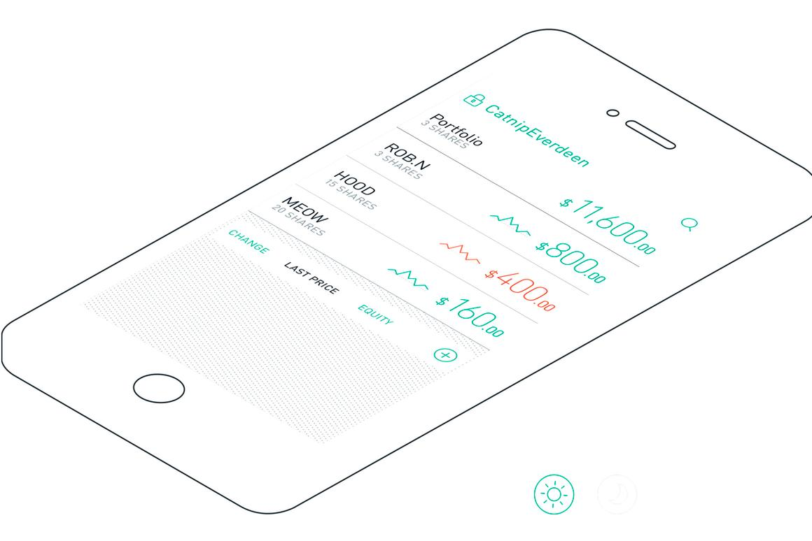 Zero-commission stock trading app Robinhood aims to shake