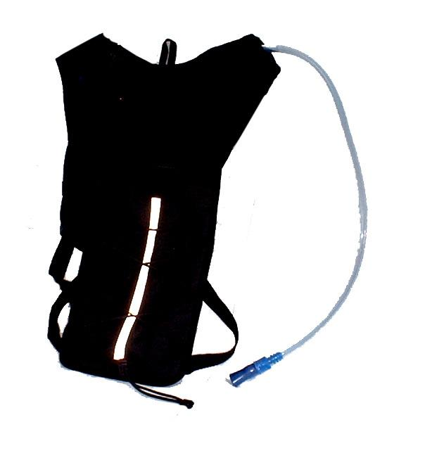 The included hydration pack
