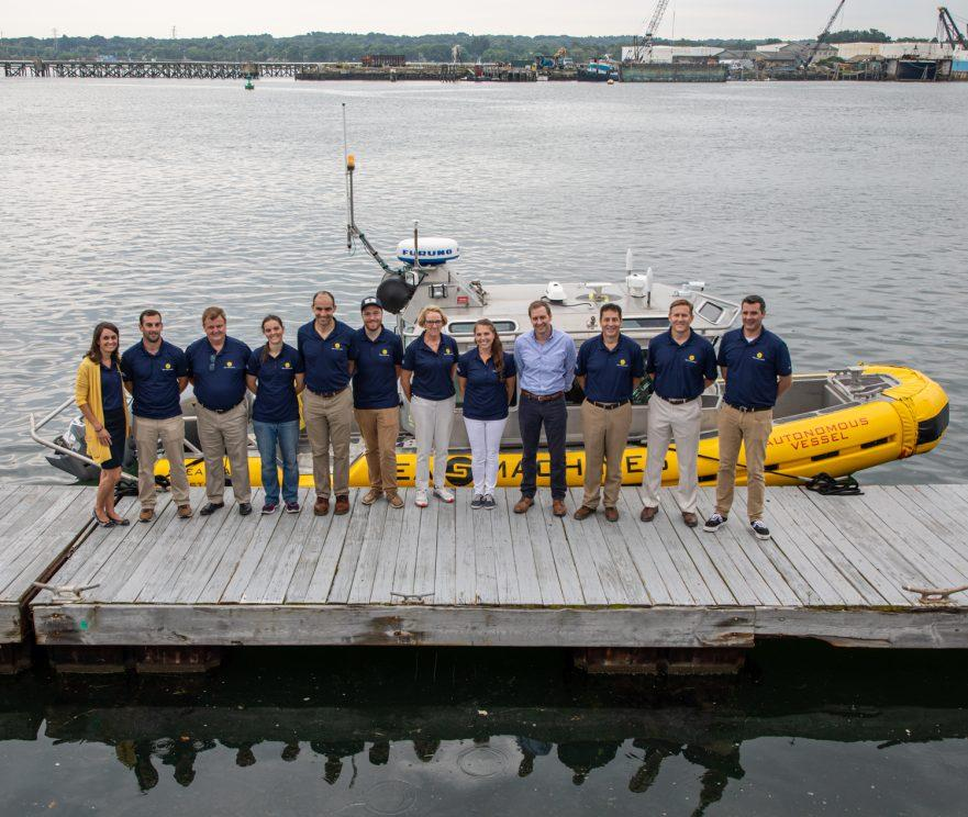 Autonomous boating company Sea Machines Robotics is developing its autonomous spill response vessel in collaboration with the US Department of Transportation Maritime Administration