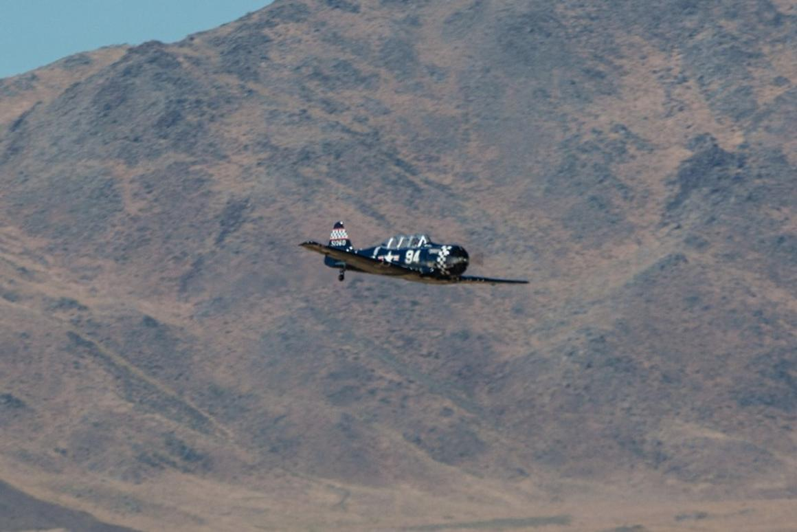 Wing to wing: Wild men and machines of the Reno Air Race