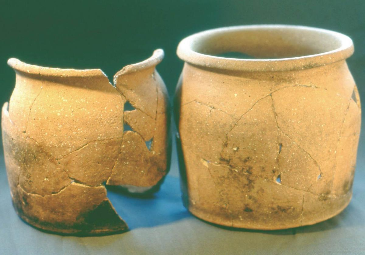 Food residues on pottery have providedinsights into medieval English diets