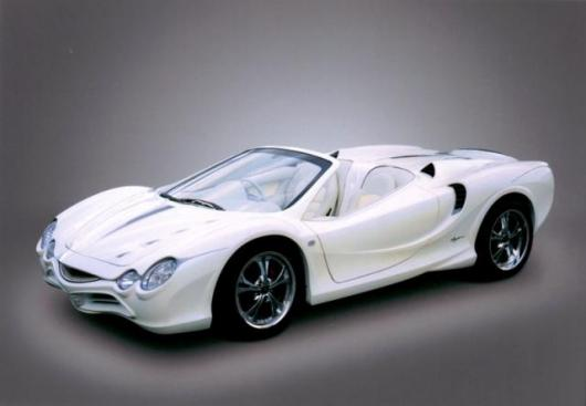 The 2005 Orochi Nude Top Concept