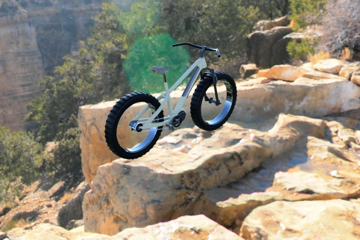 Delfast says that it expects the Fusion ebike to handle any terrain the rider throws at it