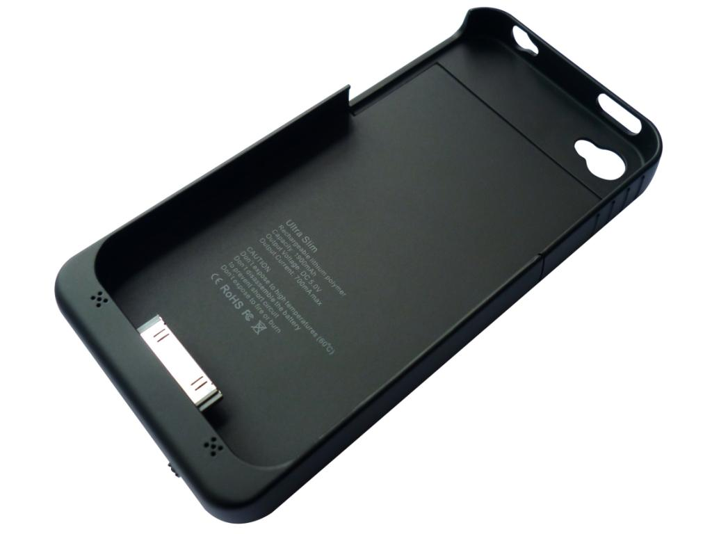 Sandberg's BatteryCase is a case for iPhone 4 and iPhone 4S packs impressive specs into a slim package