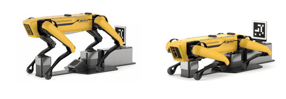 Boston Dynamics' latest Spot robot can recharge itself