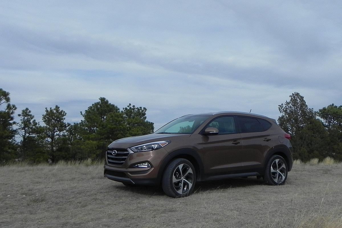 Hyundai has hit a high mark with this new Tucson
