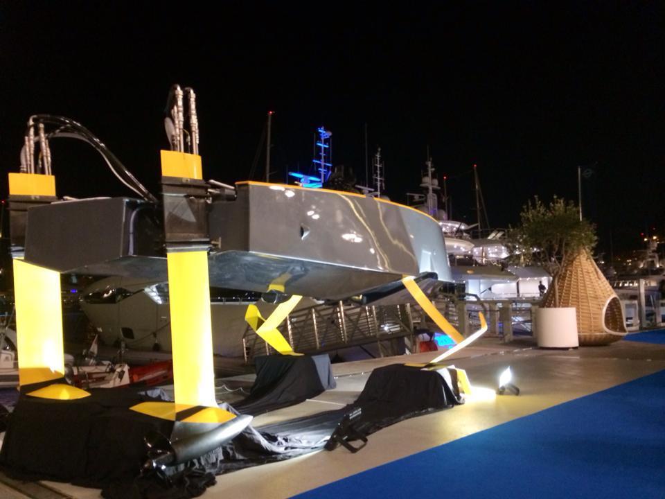 Hydros shows the HY-X in Monaco