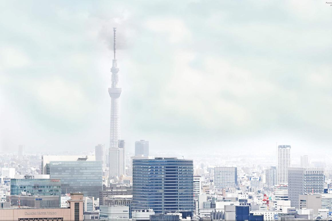 détaillant en ligne b2fbd 81583 This breathtaking panorama of Tokyo is the second largest ...