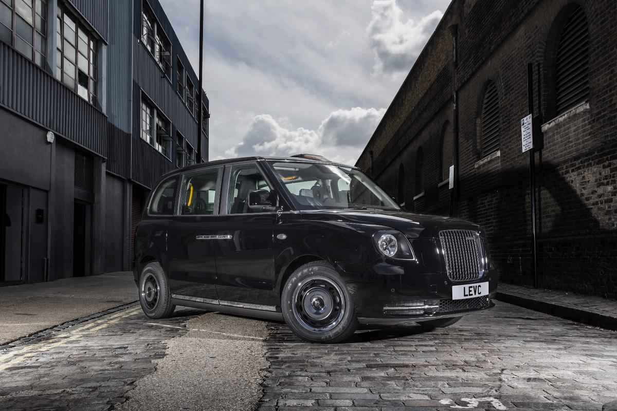 The look of the new TXLondonTaxi is instantly recognizable