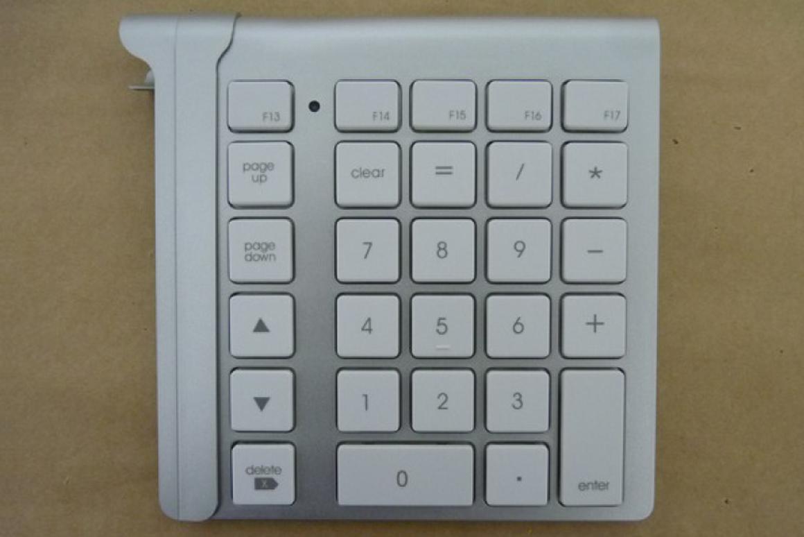 The LMP Bluetooth Keypad