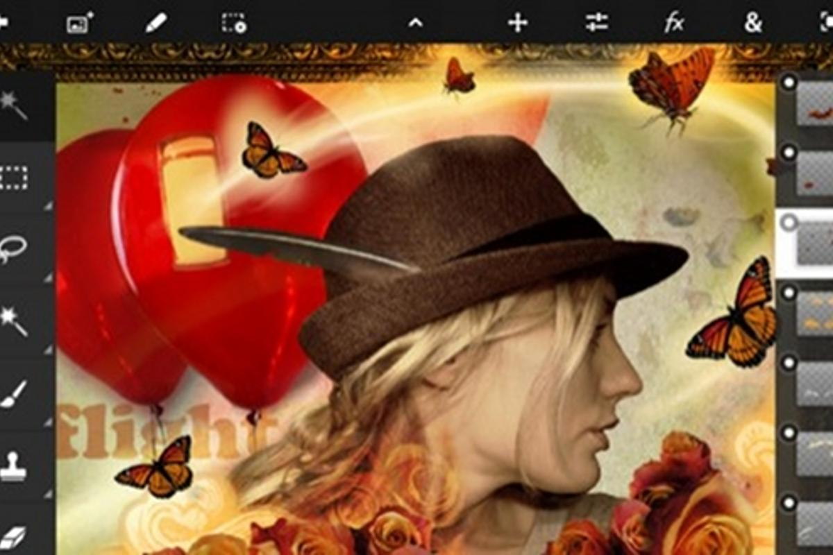 Adobe Photoshop Touch contains some of Photoshops core features, as well as a few extras