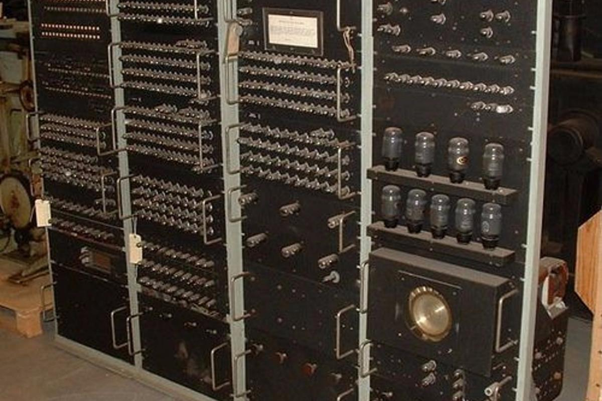 The HEC was the first mass-produced computer in Britain