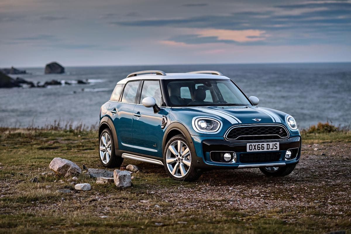 Mini has drifted a long way from its roots with the new Countryman