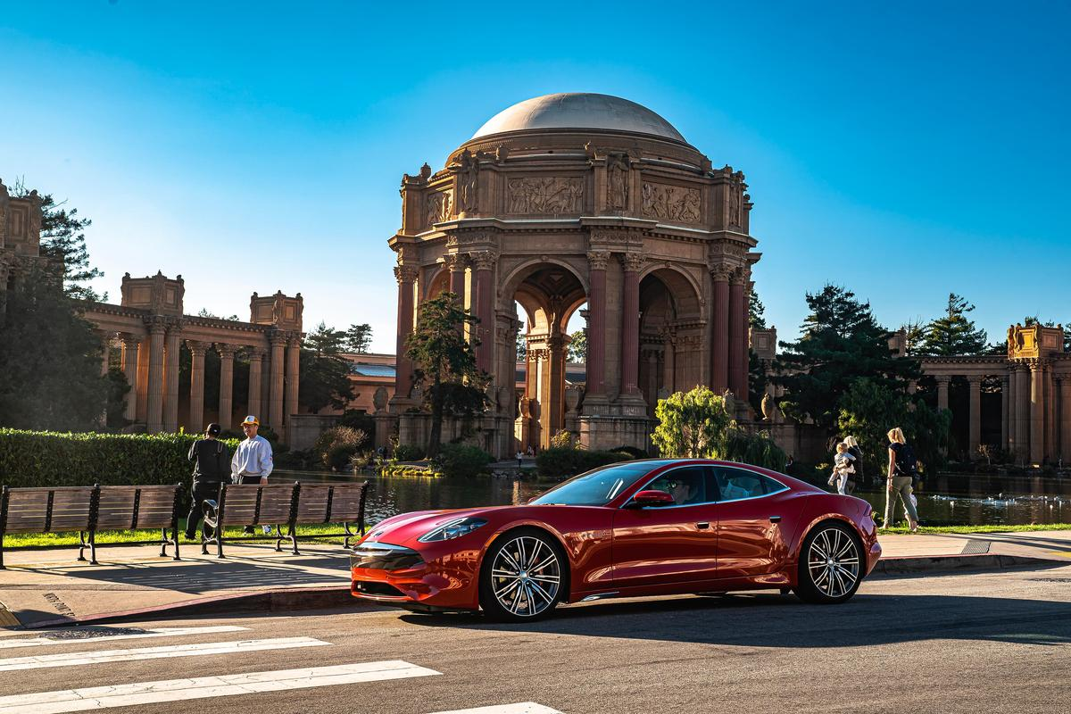 Coming in 2021, the Karma Revero GTE will have a 200-400 mile range, depending on battery choice