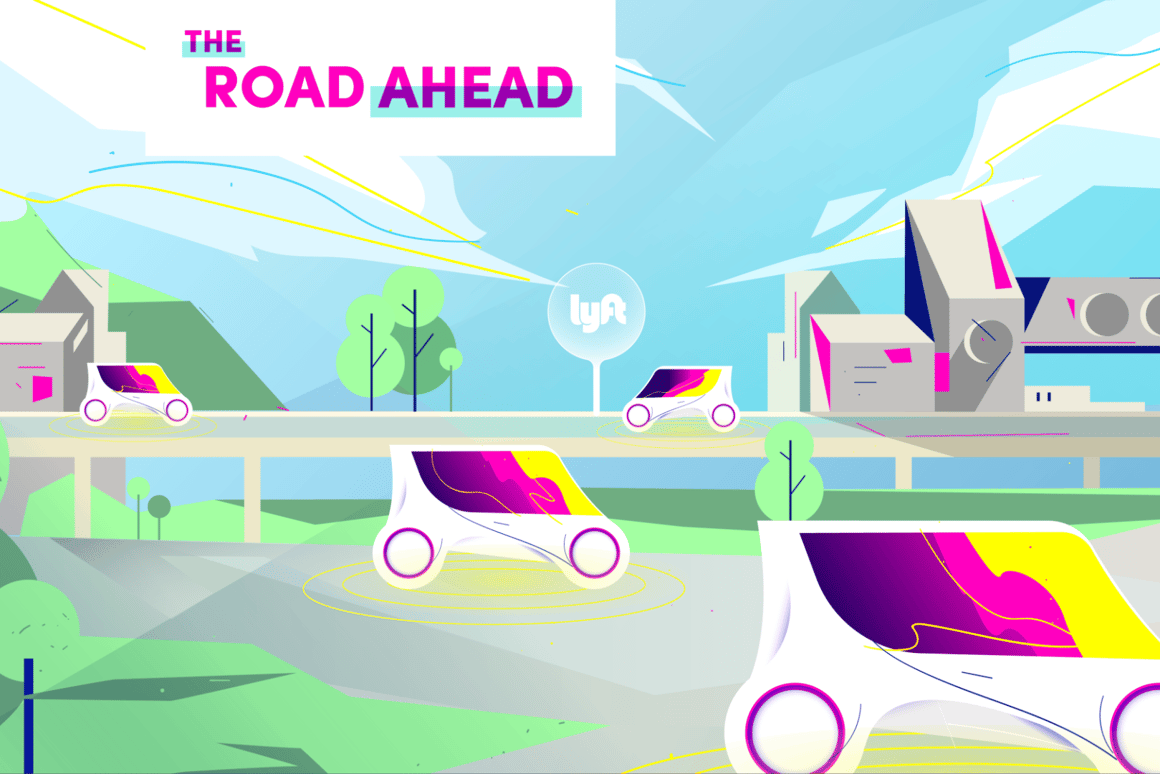 Lyft co-founder John Zimmer believes the rise of ride-sharing and autonomous vehicles willchange the physical environments of our cities