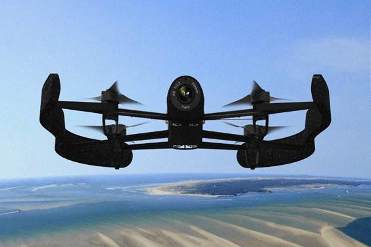 Parrot's upcoming Bebop Drone