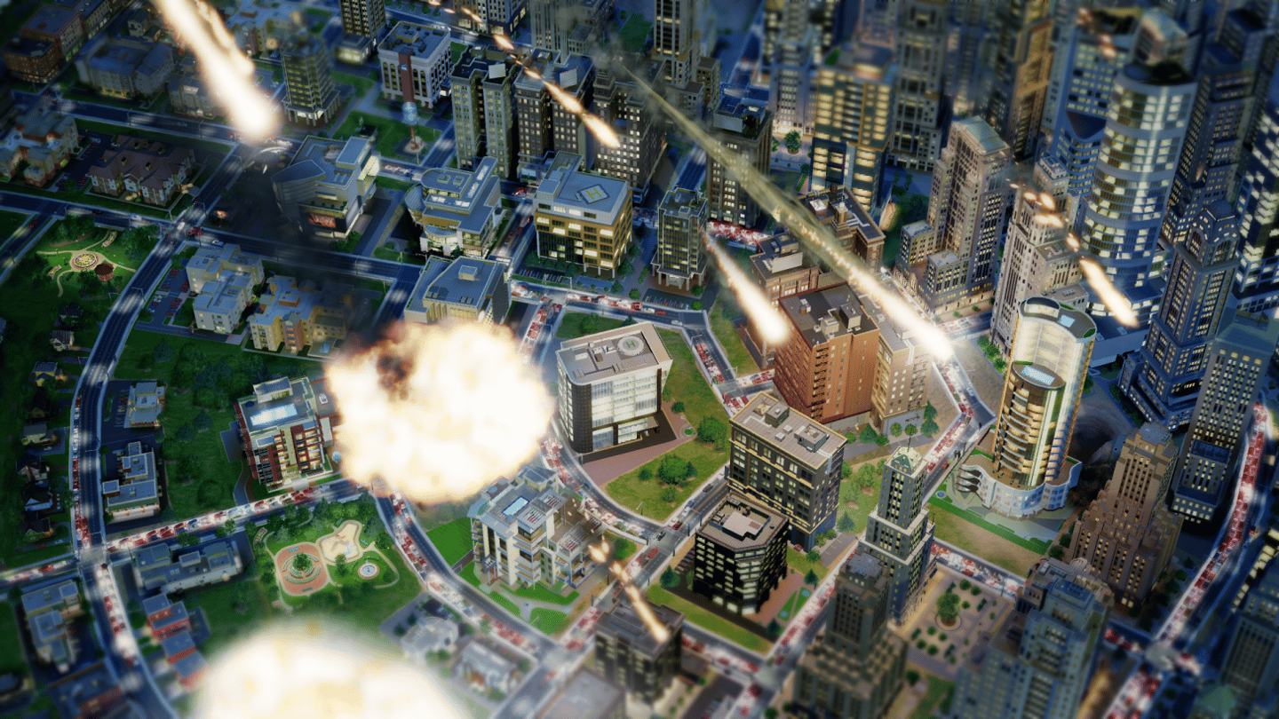 Online issues with SimCity made it virtually unplayable at launch