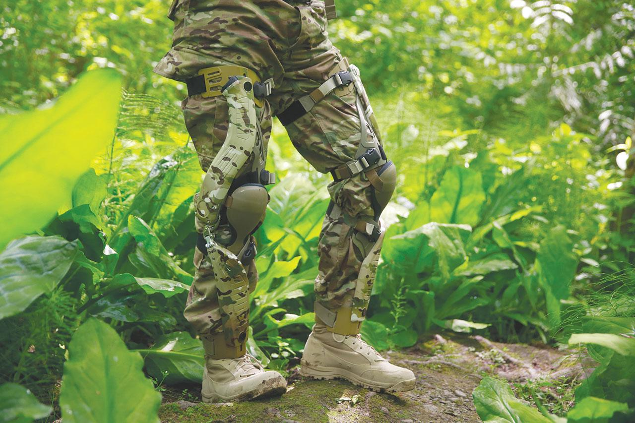 Bionic Power is teaming up with the US Army and Marine Corps to conduct field trials of PowerWalk
