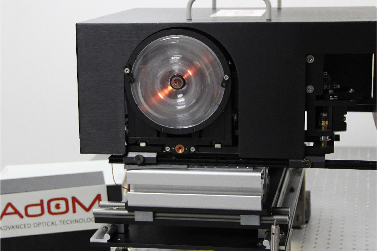 The Tear Film Imager has already been successfully trialled in Israel and Canada