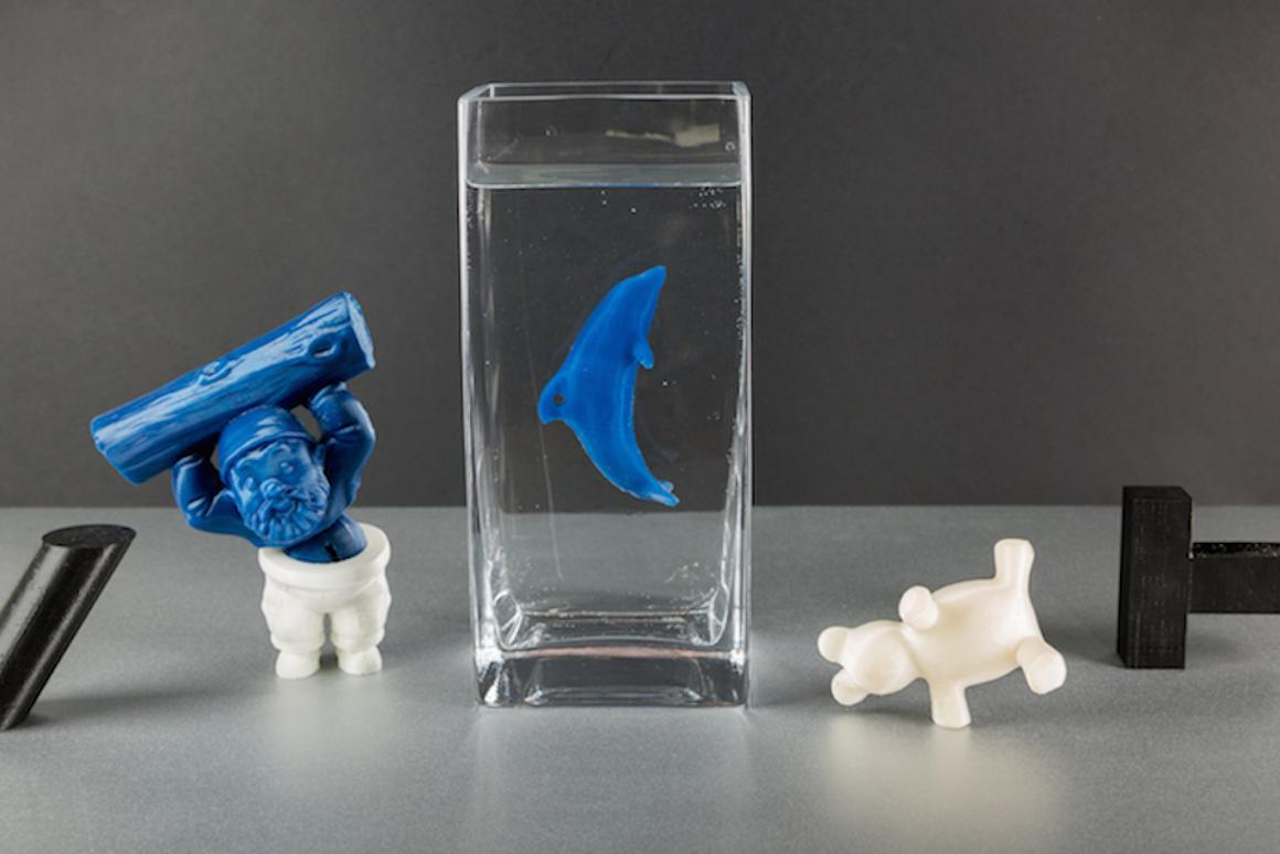 Disney Research has developed a technique which allows hobbyiststo design a3D printable object with surprising balancing properties